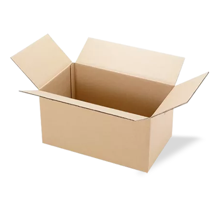 Ready-made corrugated boxes