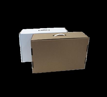 Коробки для полотенец и текстильных изделий